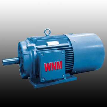 皖南电机_YZC系列低振动低噪声三相异步电动机
