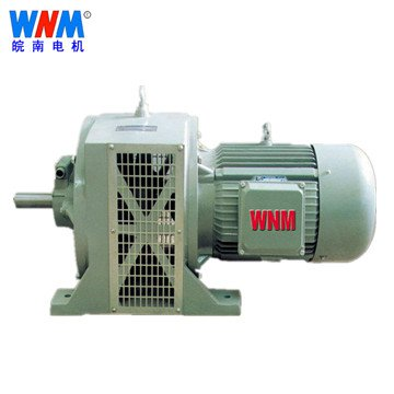 皖南电机_YDT系列变极多速三相异步电动机